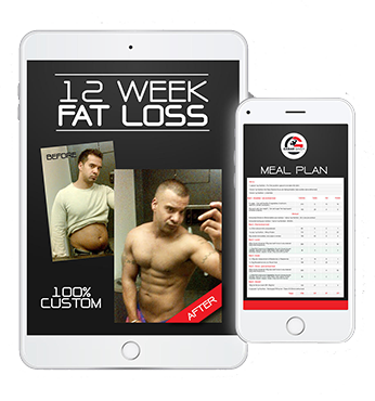 12 week fat loss